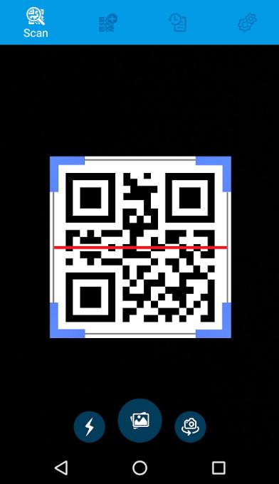 Scaner de coduri de bare si coduri QR versiunea PRO pentru Android - Gratuit 1