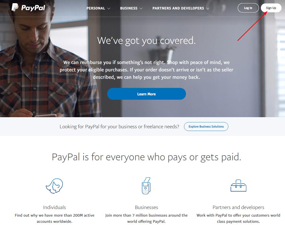 [GHID] Cum funcționează PayPal? Ce este PayPal? 1