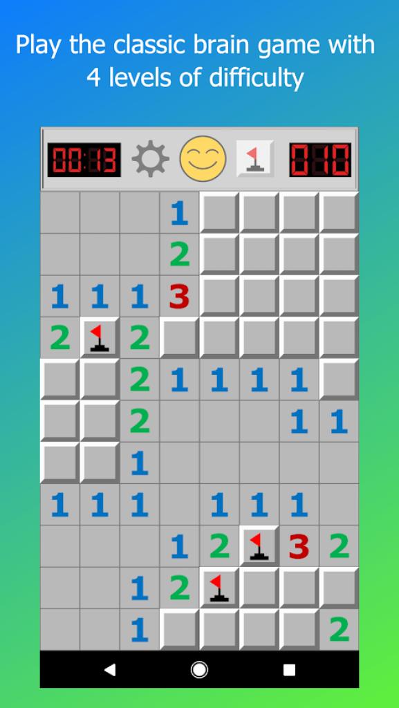 Minesweeper Pro pentru android acum gratuit