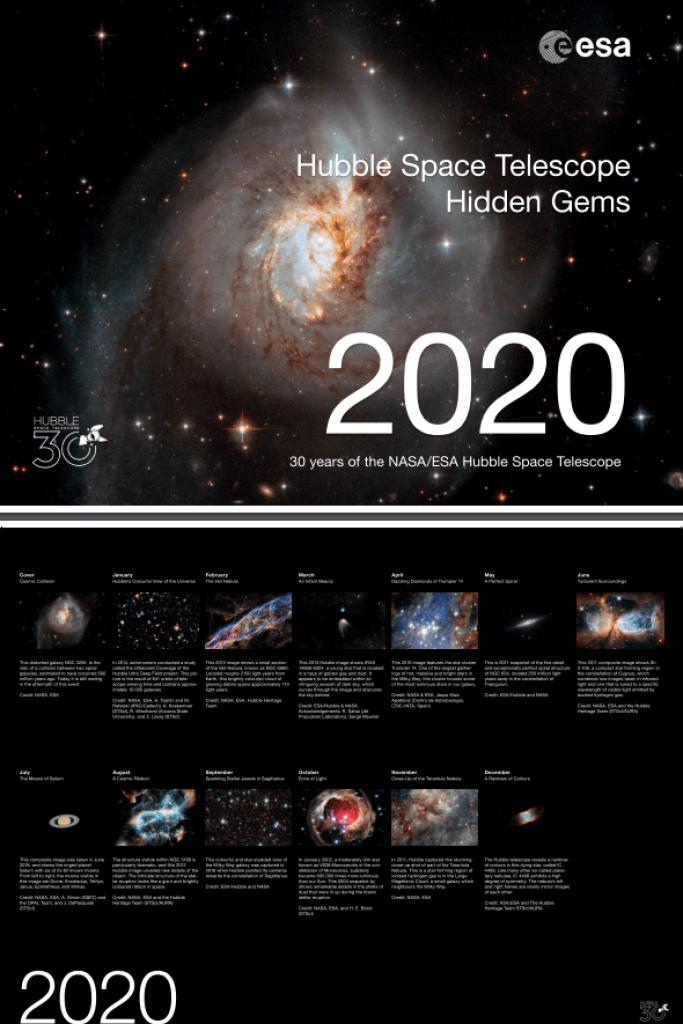 NASA Calendar Digital