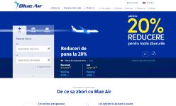 Blue Air Reducere 15% la bilete avion