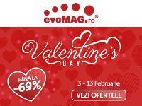 Valentine's Day 69% Reducere evoMAG