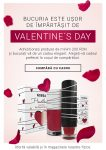 Ziua Îndragostitilor - Cadou special de Valentines Day