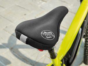 Husă pentru șa bicicletă, cu spumă de memorie