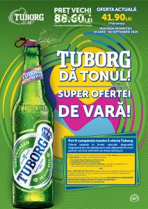 Promotie bere Tuborg_Vara_2020
