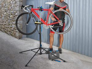 Suport pentru reparații bicicletă