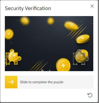 Testul de securitate Binance exchange