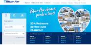 Blue air 50% reducere la rezervarile facute astăzi
