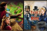 Epic Games | 2 Jocuri pentru PC gratuite săptămâna acesta: Carcassonne + Ticket to Ride