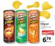 Chipsuri Pringles in oferta Lidl – 6,79 lei cutia
