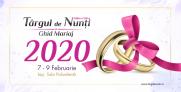 Iași, Sala Polivalenta | Târg de nunți în perioada 7-9 Februarie