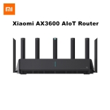 AliExpress | Router Xiomi AX3600 AIoT 5G Wi-Fi 6 WPA3 Dual-Band 2976Mbps 802.11ax