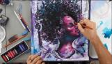 Udemi | Curs de pictura online – technici de desen – Peisaje, portrete, design – Gratuit