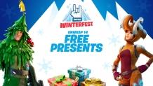FORTNITE | Skin-uri gratuite la festivalul de iarna al Fortnite și multe alte surprize