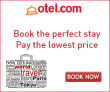 otel.com | Cupon de reducere de 7% la toate rezervarile online pentru hoteluri